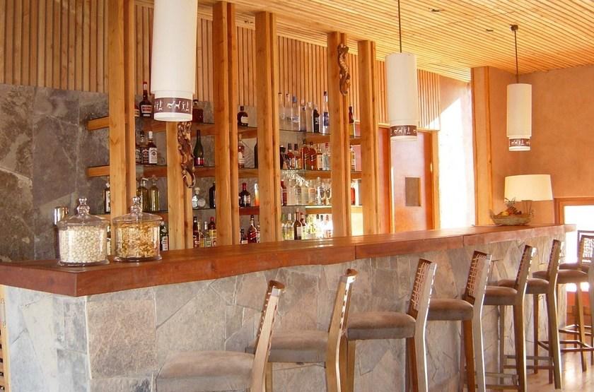 Cumbres Hotel & Spa, Atacama, Chili, bar