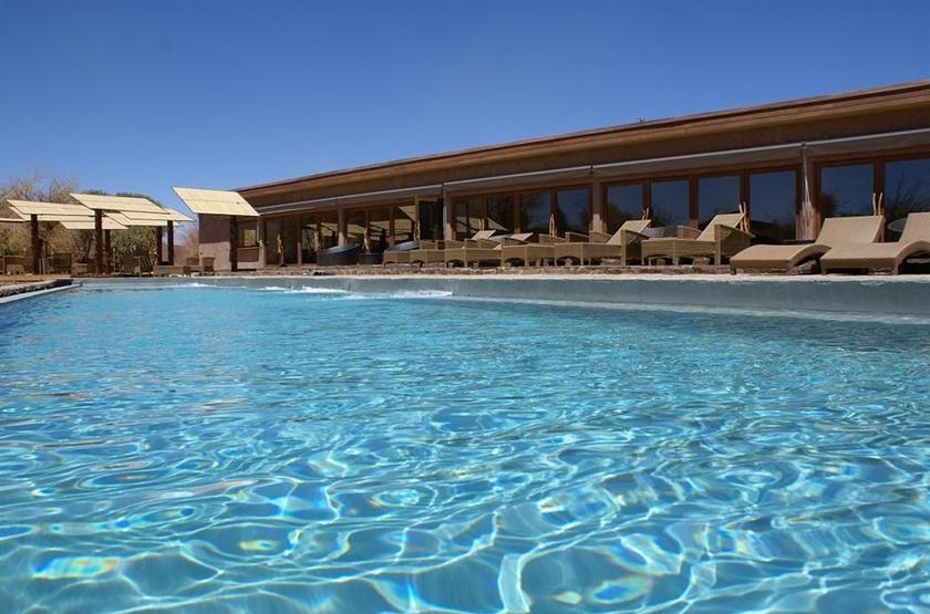 Chili   san pedro de atacama   h tel kunza   piscine  5  slideshow