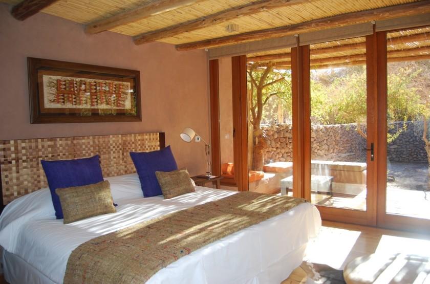 Cumbres Hotel & Spa, Atacama, Chili, chambre