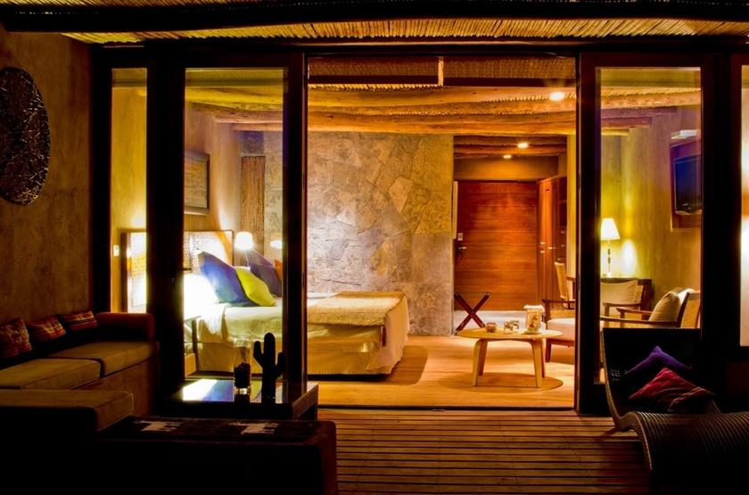 Chambre et terrasse slideshow