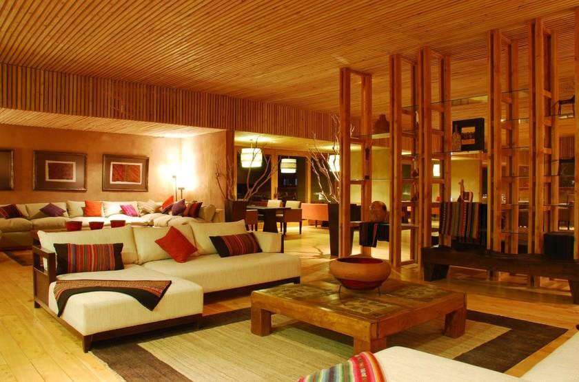 Cumbres Hotel & Spa, Atacama, Chili, lounge