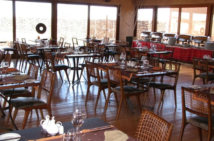 Chili   san pedro de atacama   h tel kunza   restaurant oasis  3  slideshow