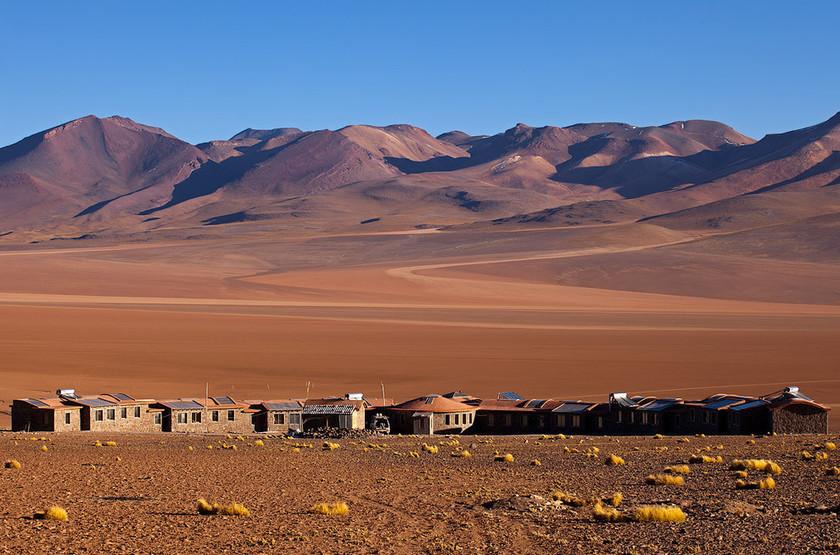 Tayak Del Desierto, Désert de Siloli, Bolivie, extérieur