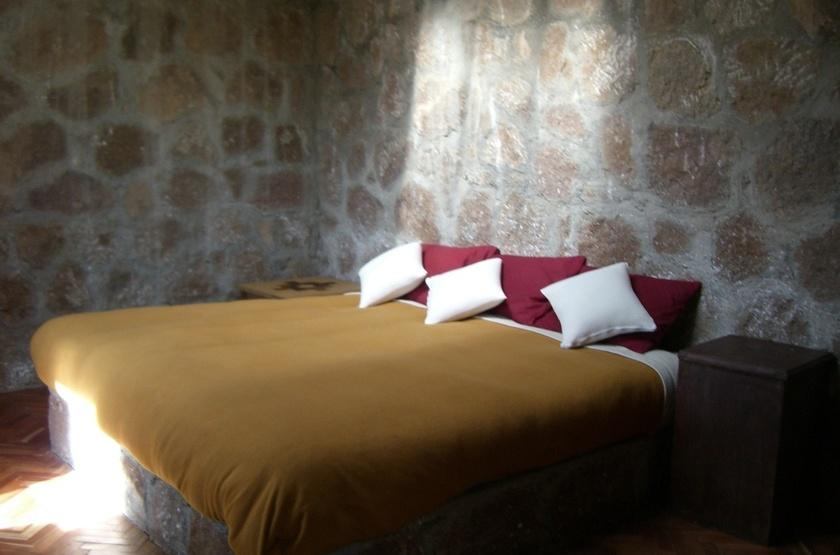 Tayak Del Desierto, Désert de Siloli, Bolivie, chambre