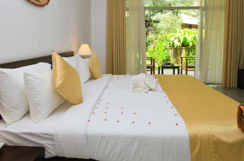 Grand Udawalawe Safari Resort, chambre
