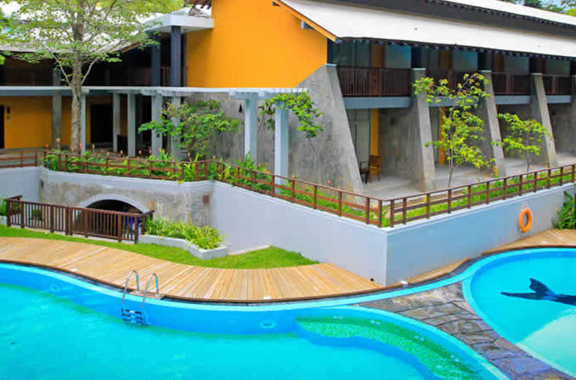 Grand Udawalawe Safari Resort, piscine