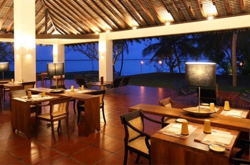 Jetwing Lagoon Negombo, Sri Lanka, restaurant