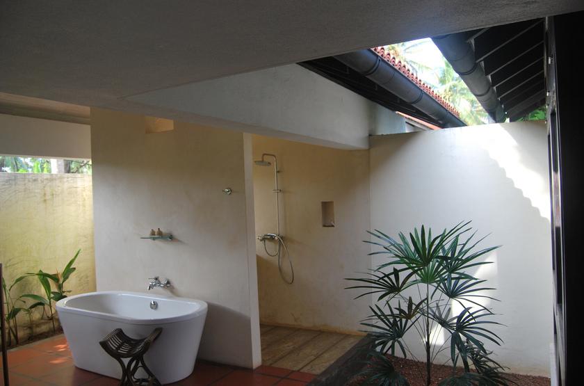 Jetwing Lagoon Negombo, Sri Lanka, salle de bain