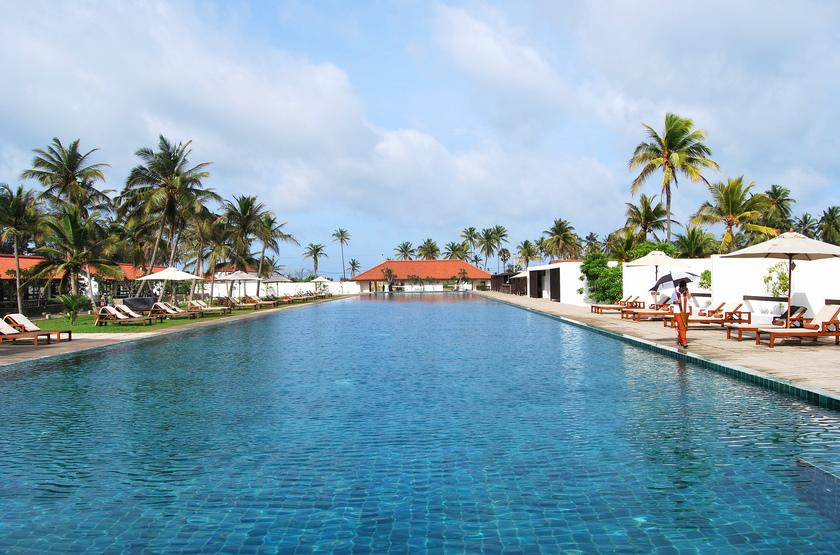 Jetwing Lagoon Negombo, Sri Lanka, piscine