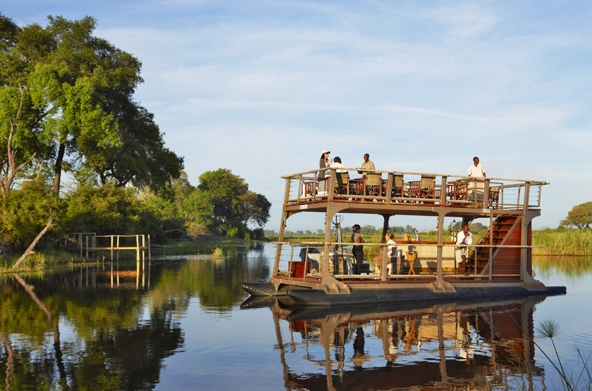 Kings Pool Camp, Linyanti, Botswana, safari