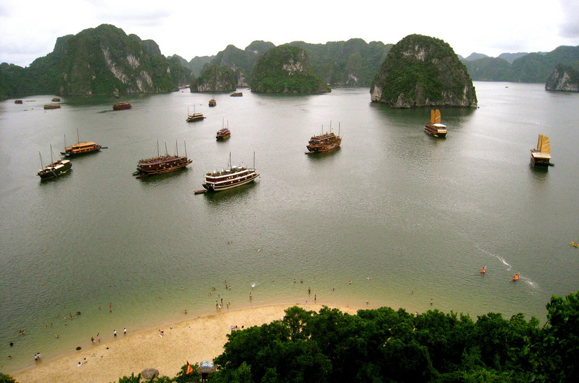 Baie d halong slideshow