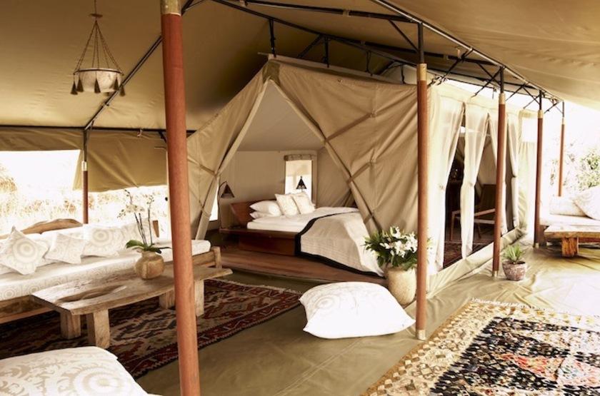 Naibor Camp, Masai Mara, Kenya, tente