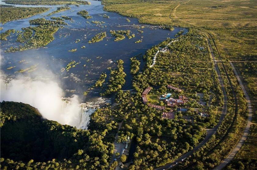 Zambezi Sun, Livingstone, Zambie, chutes Victoria