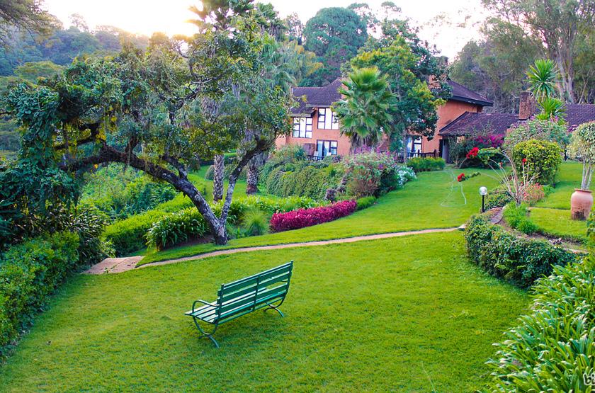 Jardin slideshow