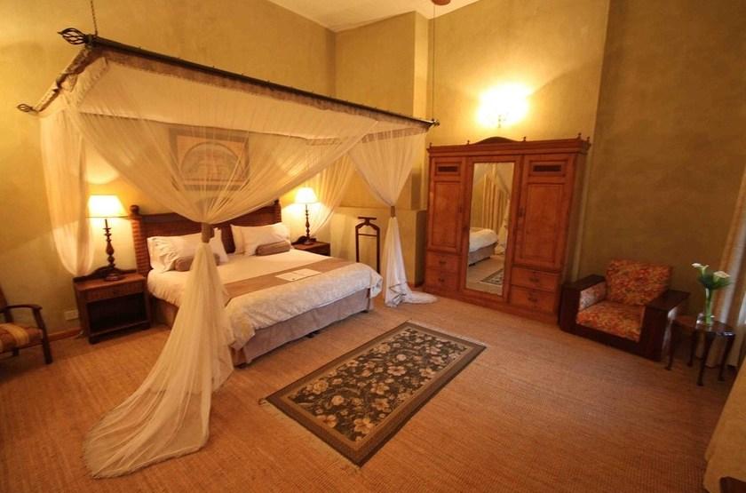 Satemwa Estate Huntingdon House, Thyolo, chambre