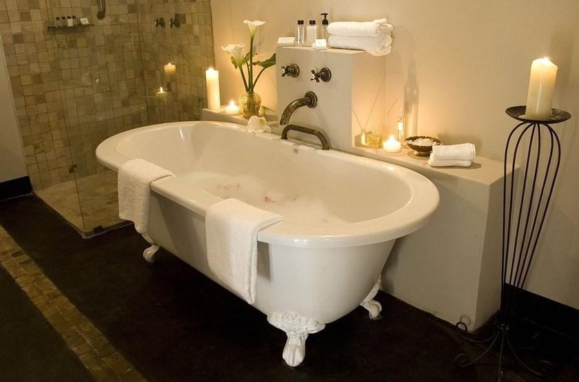 Satemwa Estate Huntingdon House, Thyolo, salle de bains