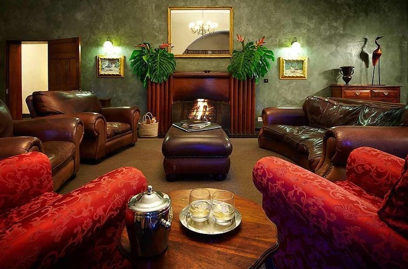 Satemwa Estate Huntingdon House, Thyolo, salon