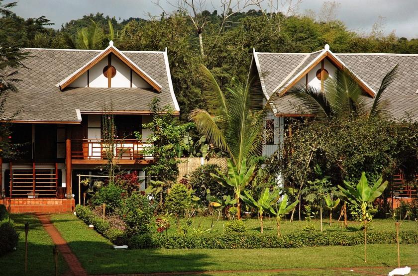 Muang La Resort, Laos, extérieur