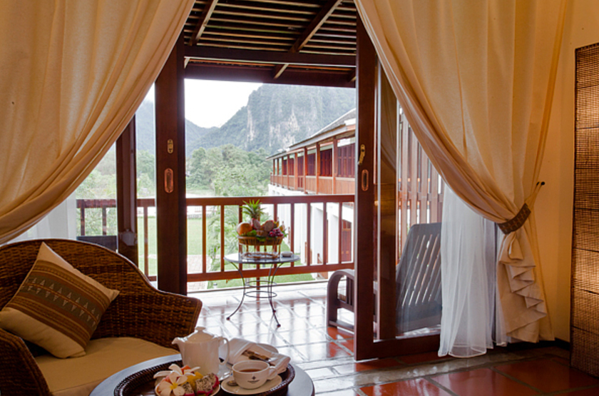 Riverside Boutique Resort Vang Vieng, Laos