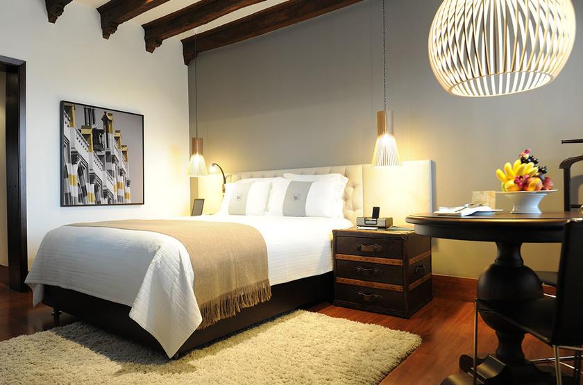 Four Seasons Hotel Casa Medina, Bogota, Colombie, chambre