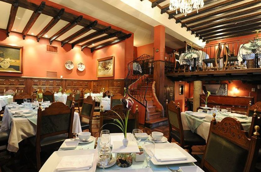 Four Seasons Hotel Casa Medina, Bogota, Colombie, restaurant