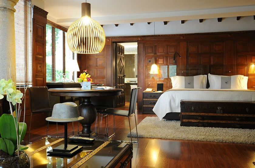 Four Seasons Hotel Casa Medina, Bogota, Colombie, suite