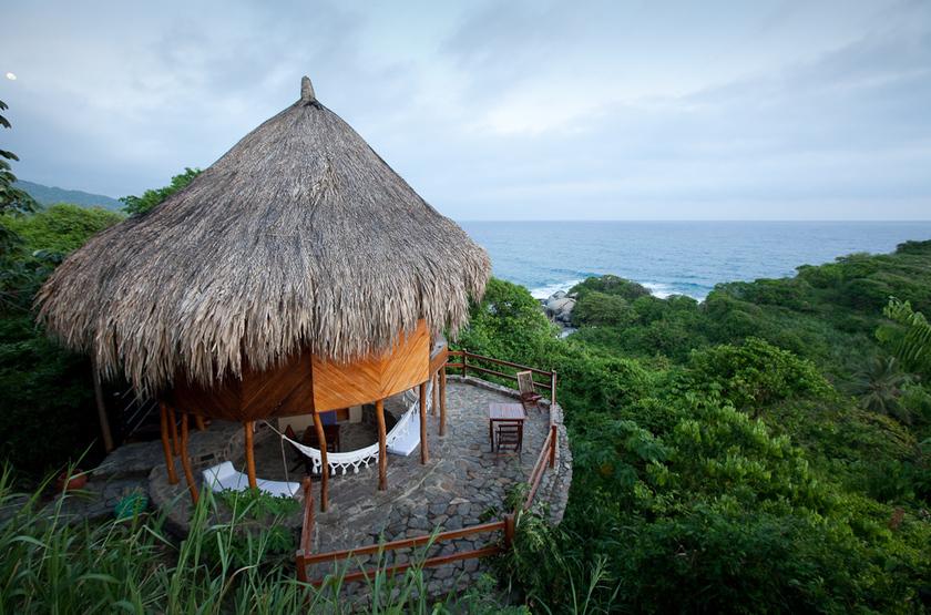 Ecohabs tayrona terrasse slideshow