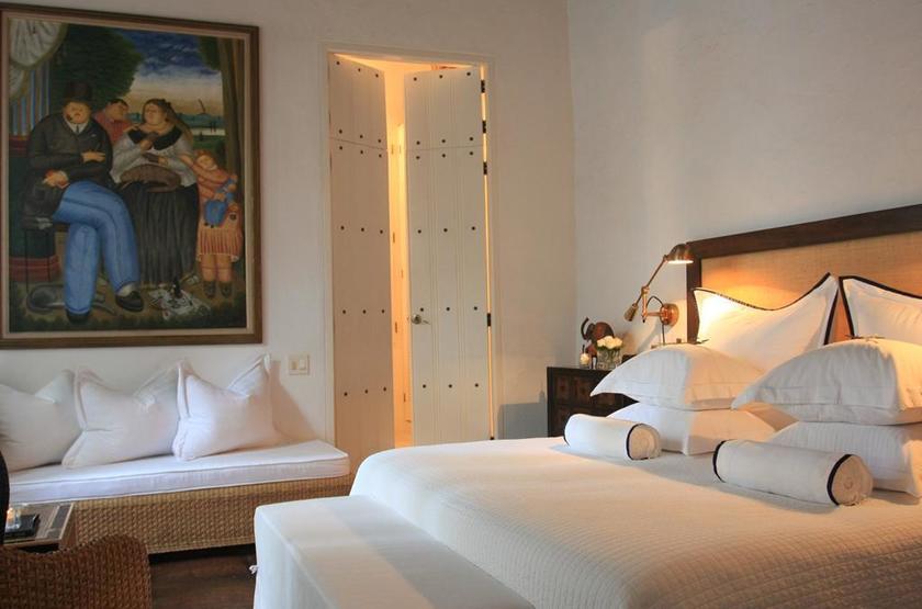 Hotel Agua, Carthagéne, Colombie, chambre