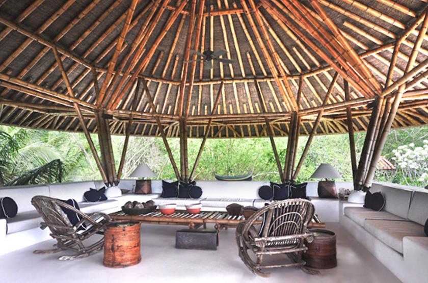 Agua Baru Island, Ile de Baru, Colombie, parties communes