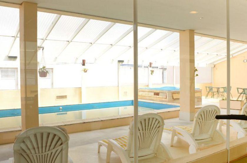 Australis Yene Hue, Puerto Madryn, Argentine, piscine intérieure