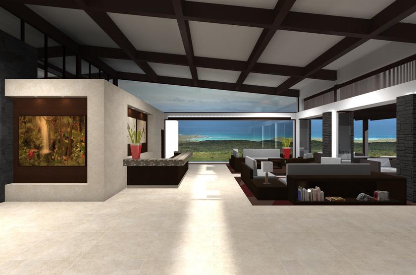Pïkaia Lodge, Galapagos, Equateur, intérieur
