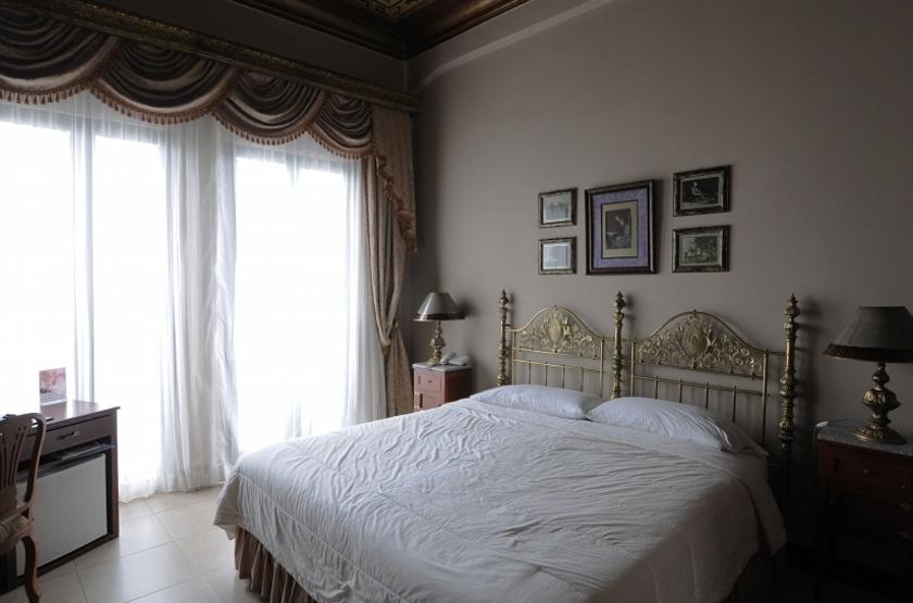 Mansion Del Rio, Guayaquil, Equateur, chambre