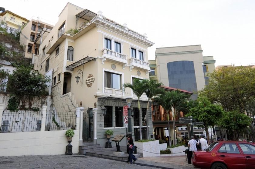 Mansion Del Rio, Guayaquil, Equateur, extérieur