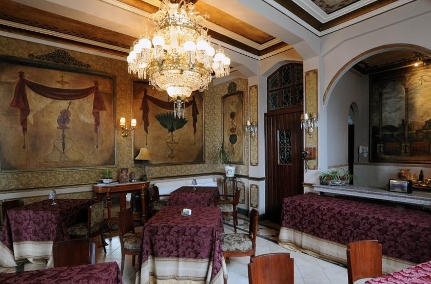 Mansion Del Rio, Guayaquil, Equateur, restaurant