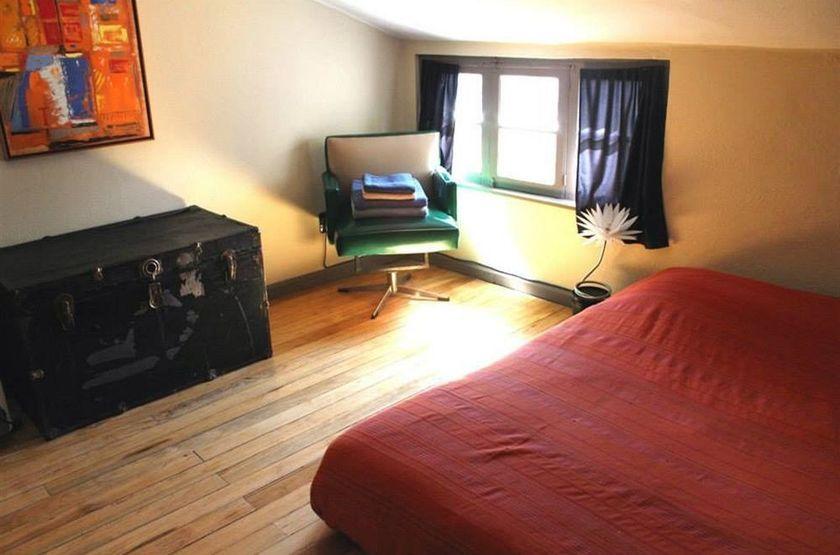 A La Maison Hotel, La Paz, Bolivie, chambre