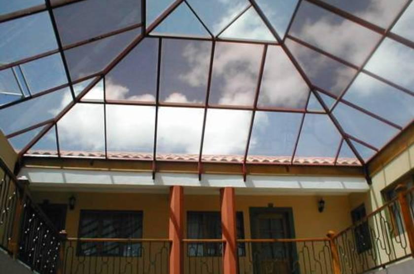 Cima Argentum, Potosi, Bolivie, intérieur
