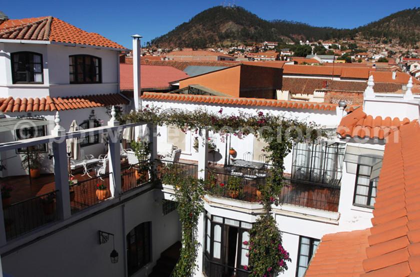 De Su Merced, Sucre, Bolivie, extérieur