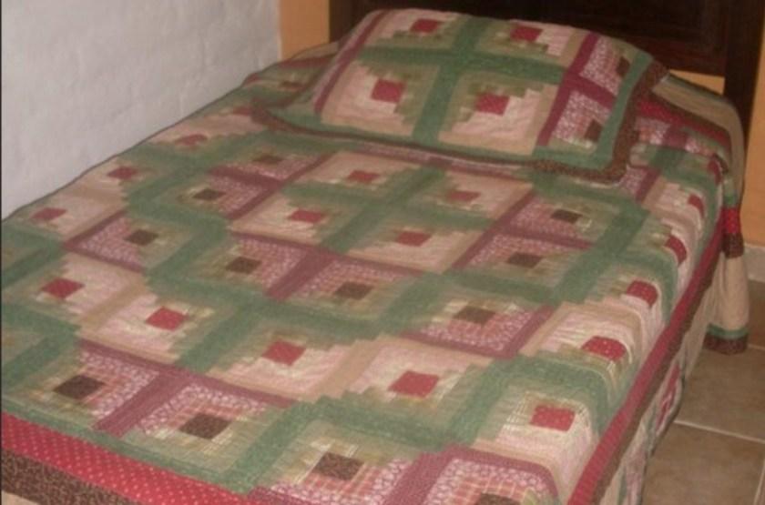 Chiquitos, Conceptión, Bolivie, chambre