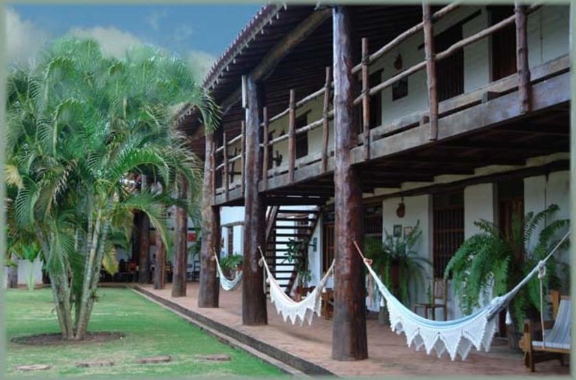 Chiquitos, Conceptión, Bolivie, extérieur