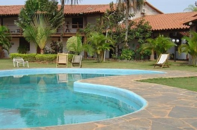 Chiquitos, Conceptión, Bolivie, piscine