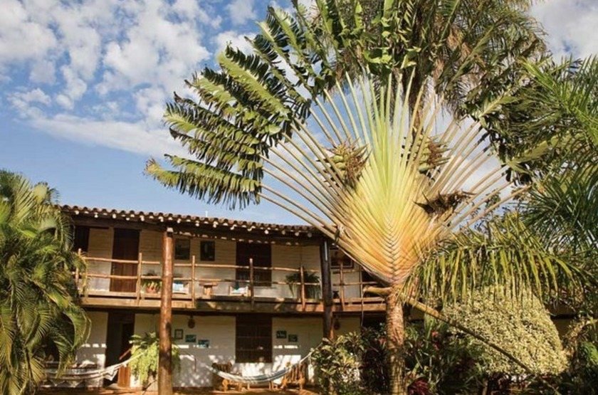 Chiquitos, Conceptión, Bolivie, jardins