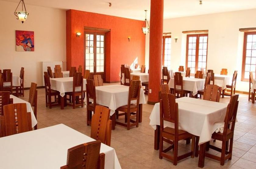 Villa Antigua, Sucre, Bolivie, restaurant