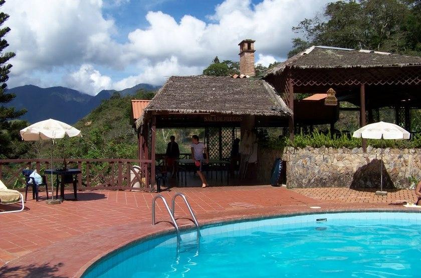 Viejo Molino-Coroico, piscine