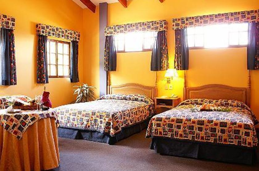 Viejo Molino-Coroico, chambre