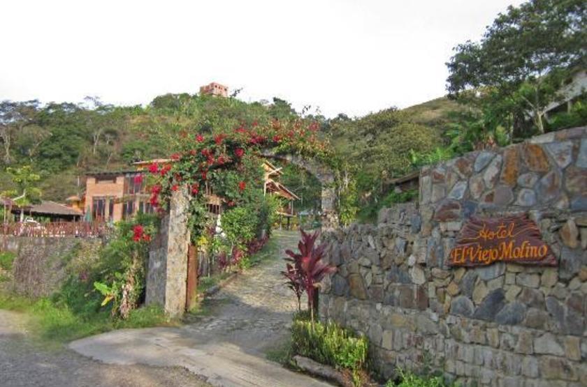 Viejo Molino-Coroico, entrée