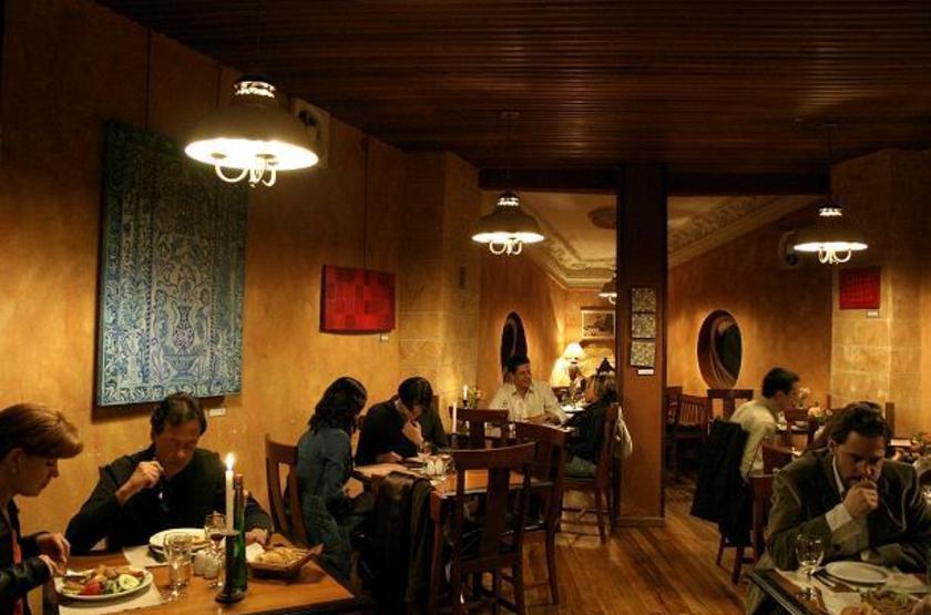La Loge de la Comédie, La Paz, Bolivie, restaurant