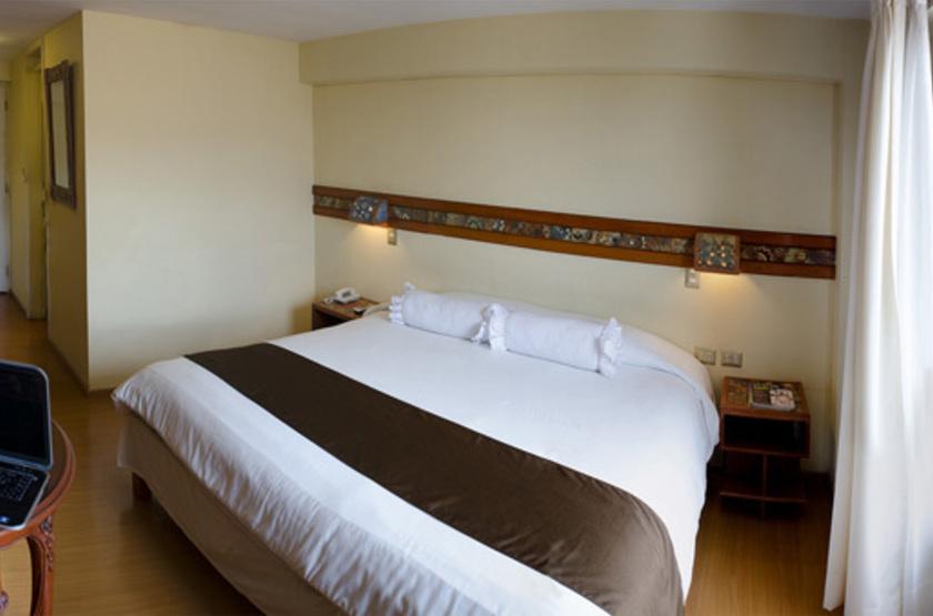 Taypikala Hôtel, Cusco, Pérou, chambre