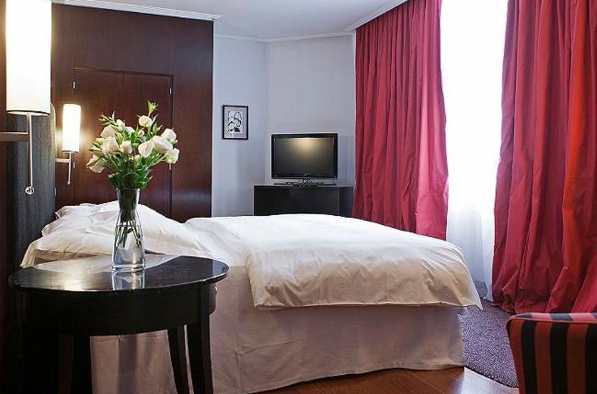 NH City & Tower, Buenos Aires, Argentine, chambre