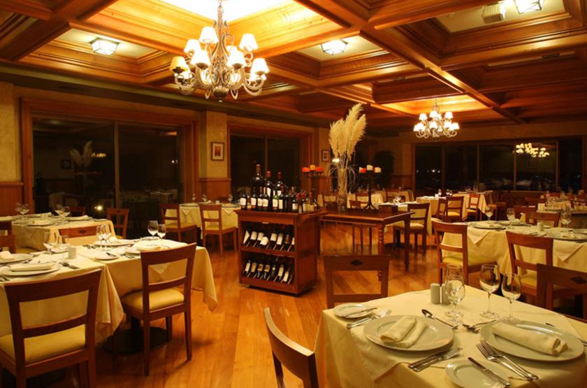 Loberias Del Sur, Puerto Chacabuco, Chili, restaurant