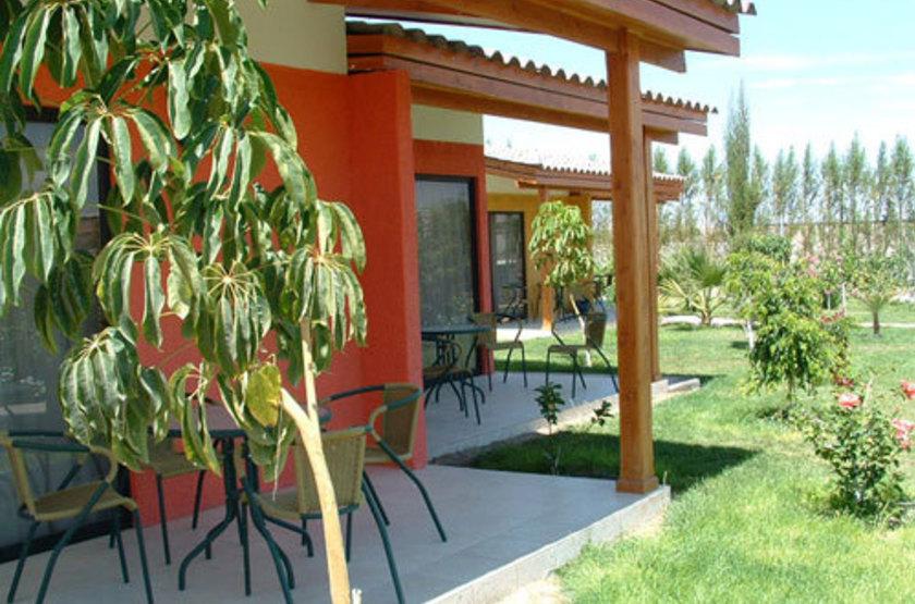 Resort Santa Rosa-Pica, Taracapa, Bolivie, chalet